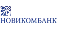 Новикомбанк - лого