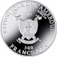Аверс монеты ««Ученый за пюпитром» Рембрандт-17»