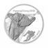 Монета Олимпиада 2018-16 Конькобежный спорт